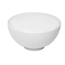 Infini Large Salad Bowl White