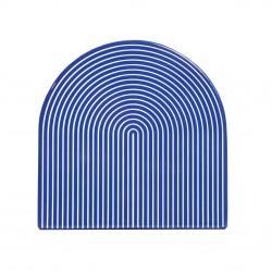 Half Oval Lacquer Coaster