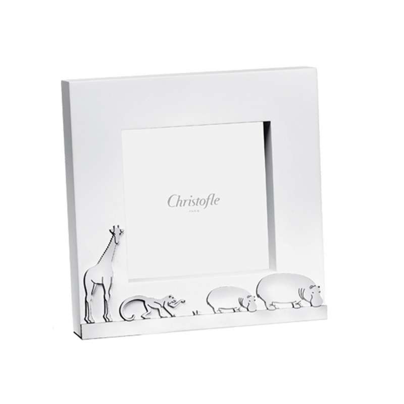 Savane Silver-Plated Picture Frame