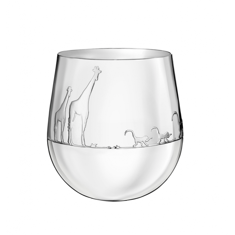 Savane Baby Tumbler Cup Silver-Plated