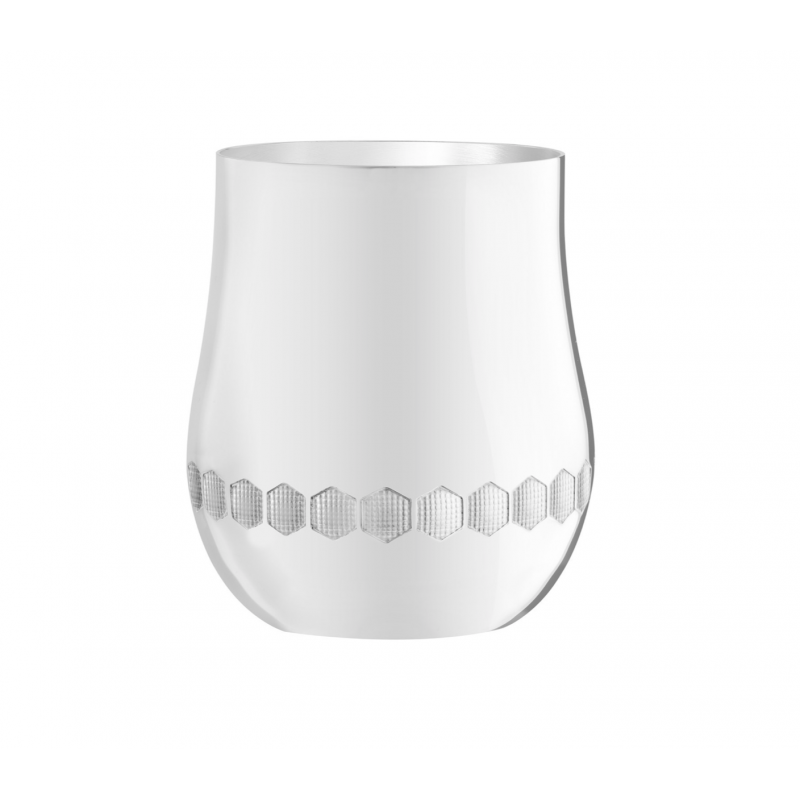 Beebee Baby Tumbler Cup Silver-Plated