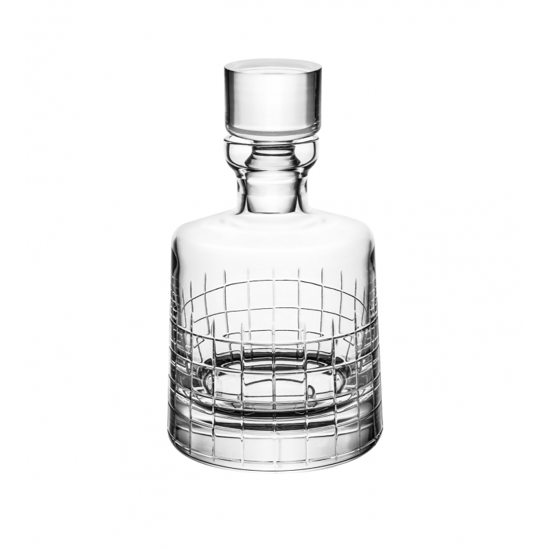 Graphik  Crystal Whisky Decanter