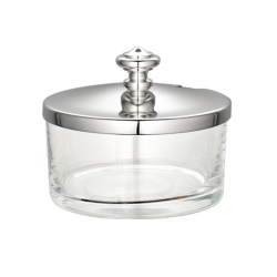 Albi Silver-Plated Lidded...