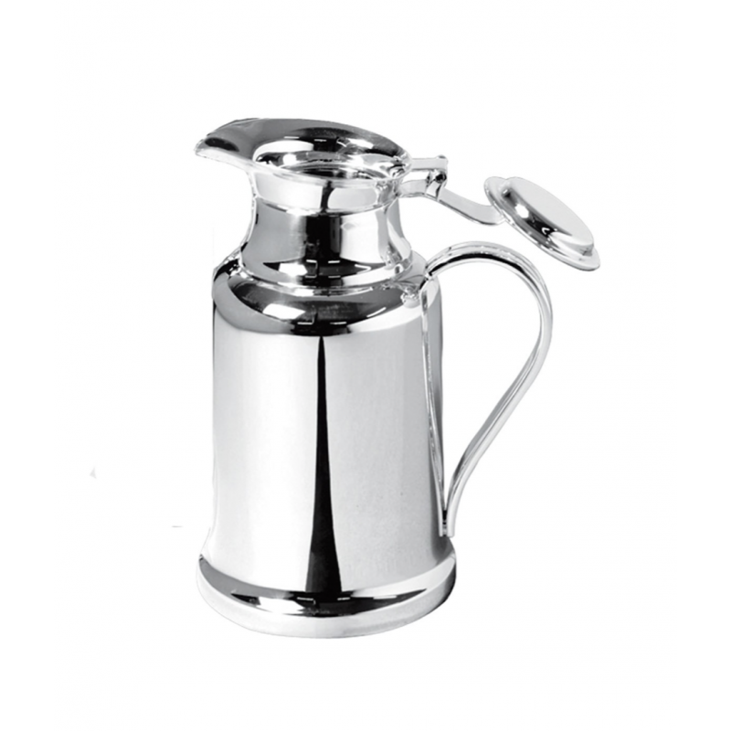 Albi Silver-Plated Insulated Thermos Small Size