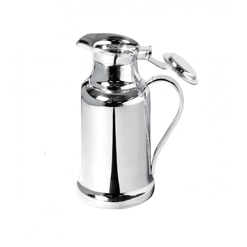 Albi Silver-Plated Insulated Thermos Large Size