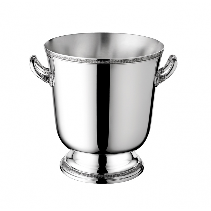 Malmaison Silver-Plated Champagne Cooler Bucket