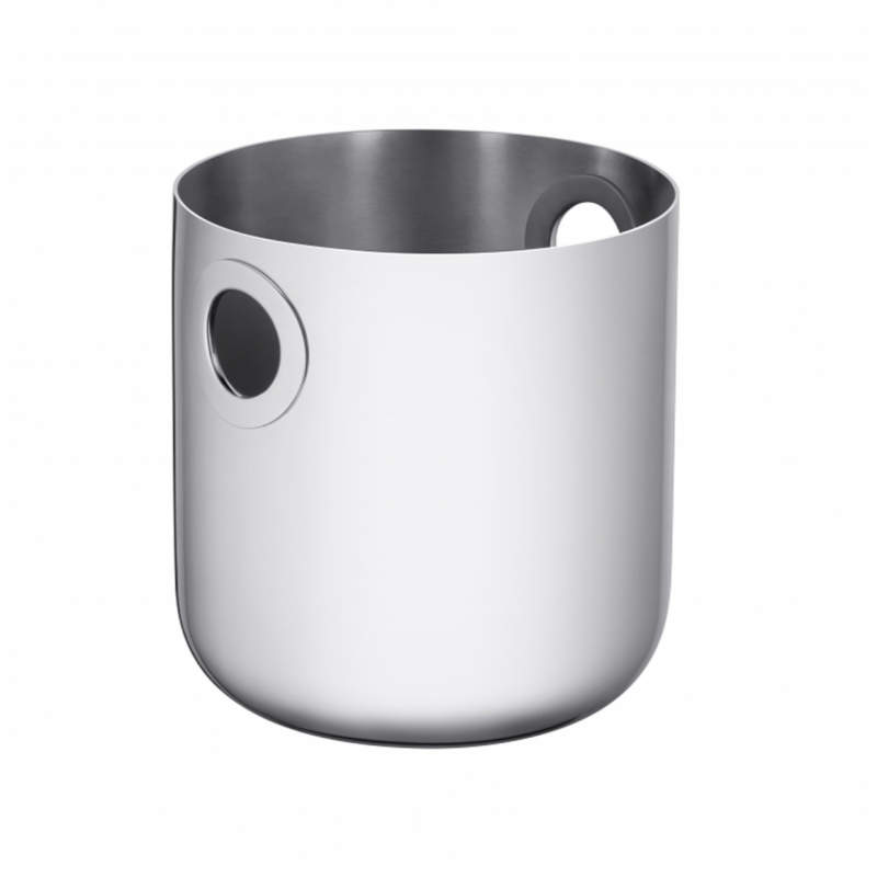 OH by Christofle Stainless Steel Champagne Cooler Bucket