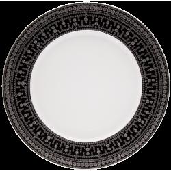 Tiara Dinner Plate Black...
