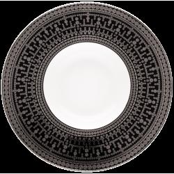 Tiara Risotto Plate Black...