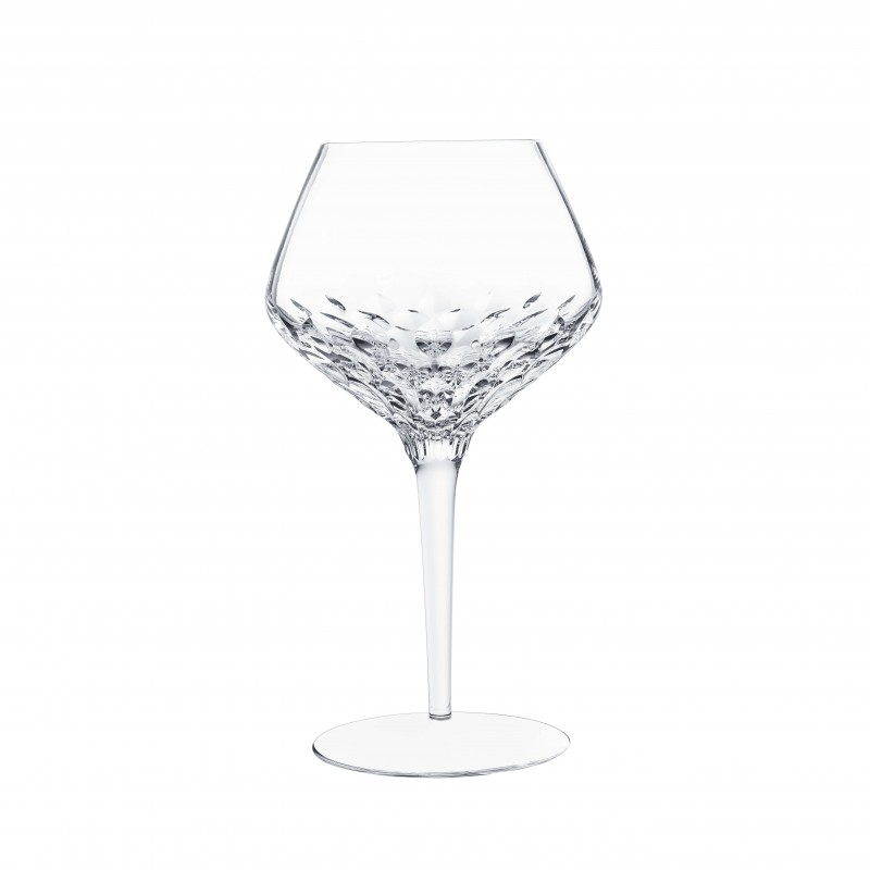 Folia Wine Glass Clear