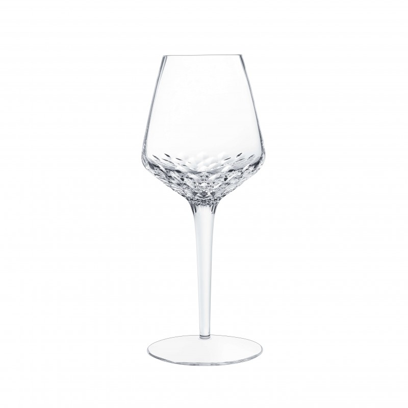 Folia Wine Glass Small Clear