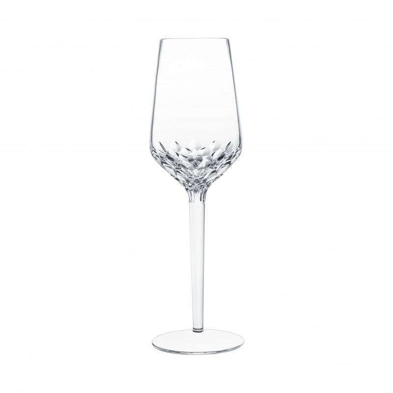 Folia Champagne Flute Clear