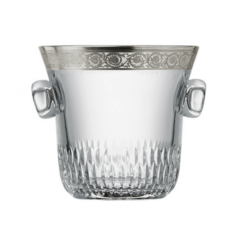 Thistle Platinum Ice Bucket