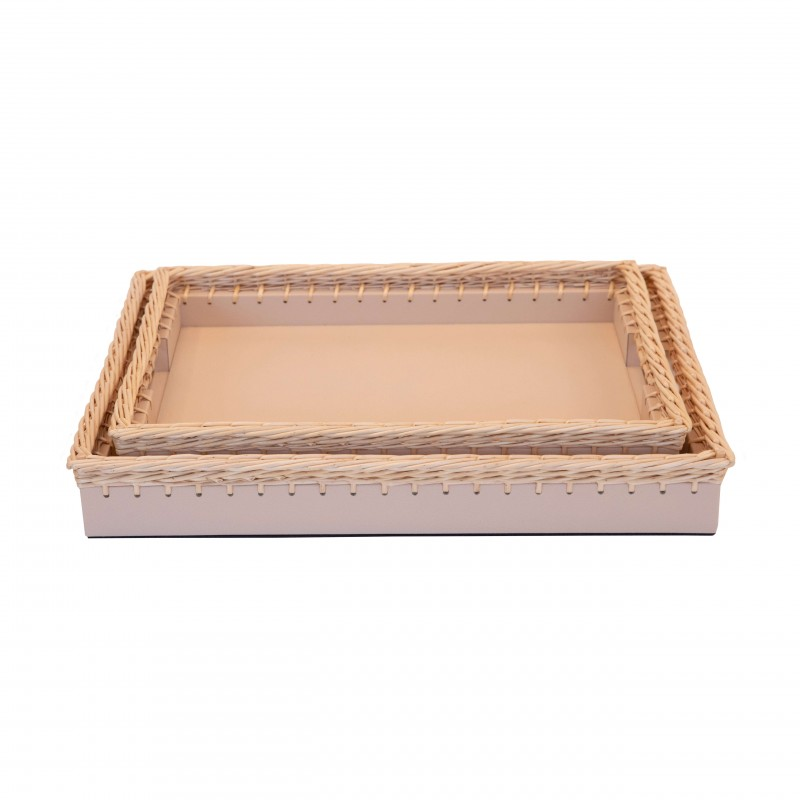 Giverny Large Tray Cipria