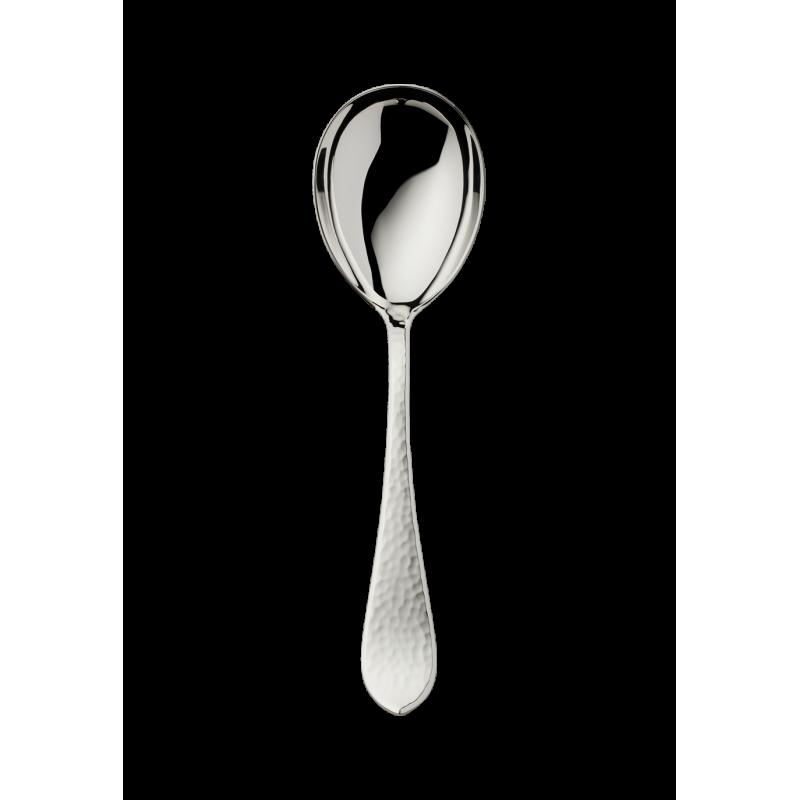 Martelé Compote/Salade Serving Spoon - Large