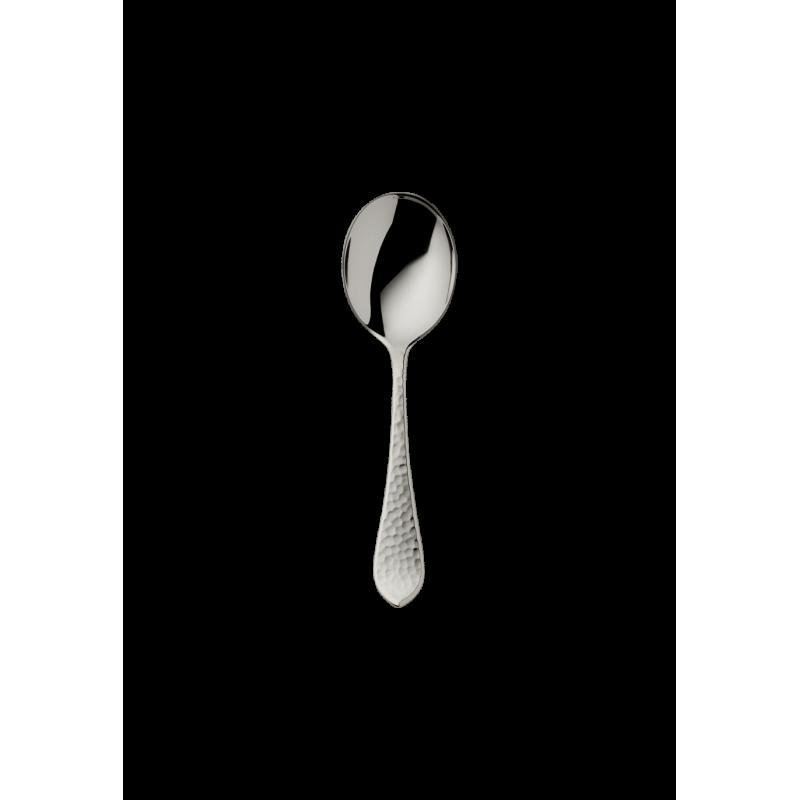 Martelé Cream Spoon (Broth Spoon)
