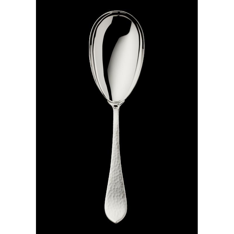 Martelé Serving Spoon