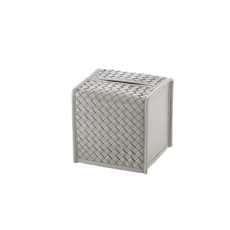 Square Tissue Box Grey