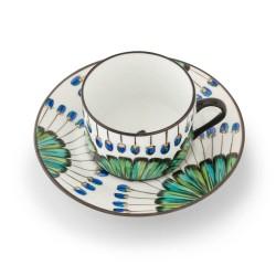 Bahia Tea Cup and Saucer