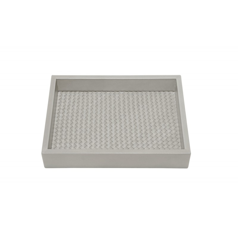 Large Valet Tray Grey
