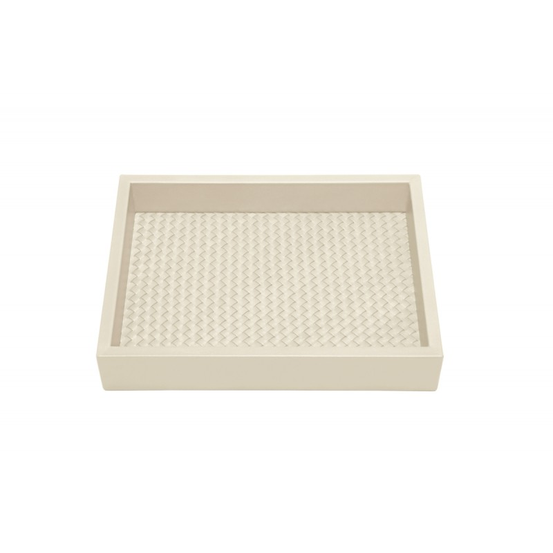 Large Valet Tray Ivory