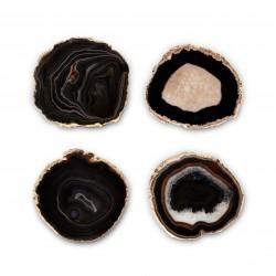 Agate Set of 4 Coasters