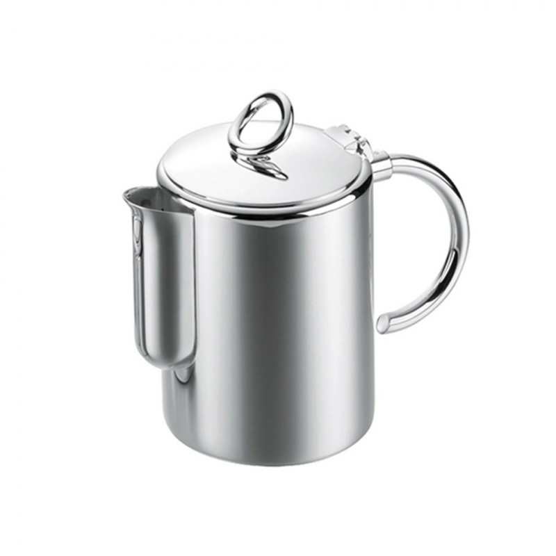 Vertigo Silver Plated Coffee/ Teapot