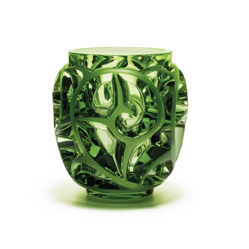 Tourbillons Vase Light Green