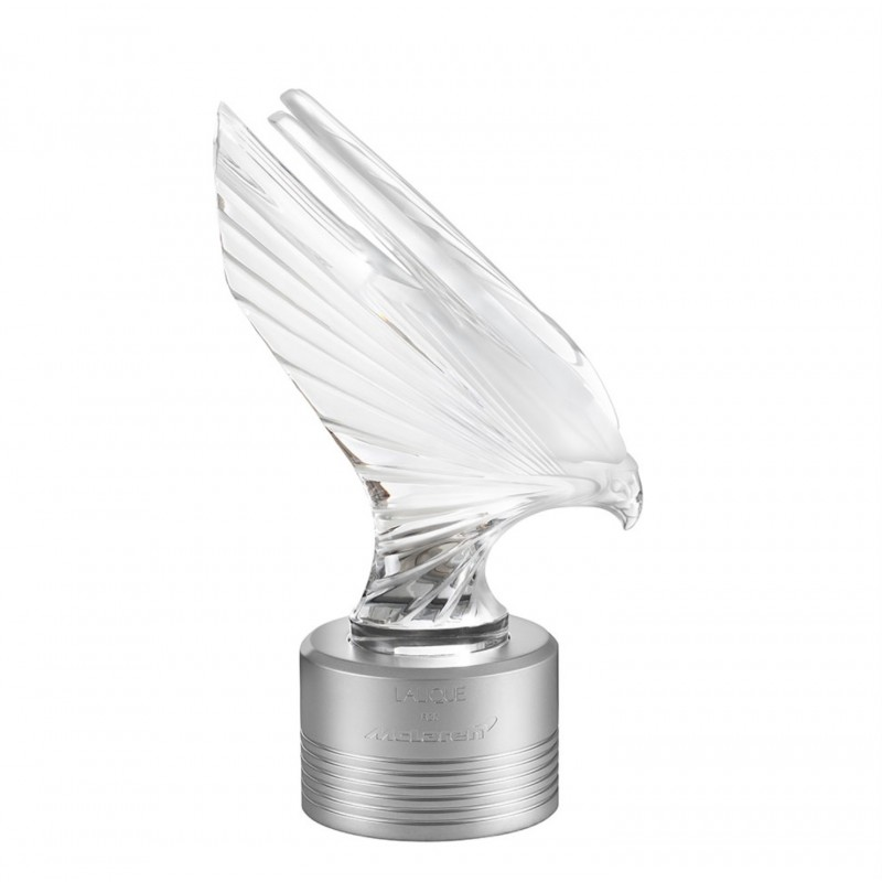 McLaren Falcon Sculpture...