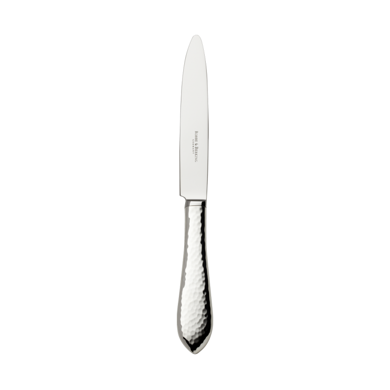 Martelé Dessert Knife