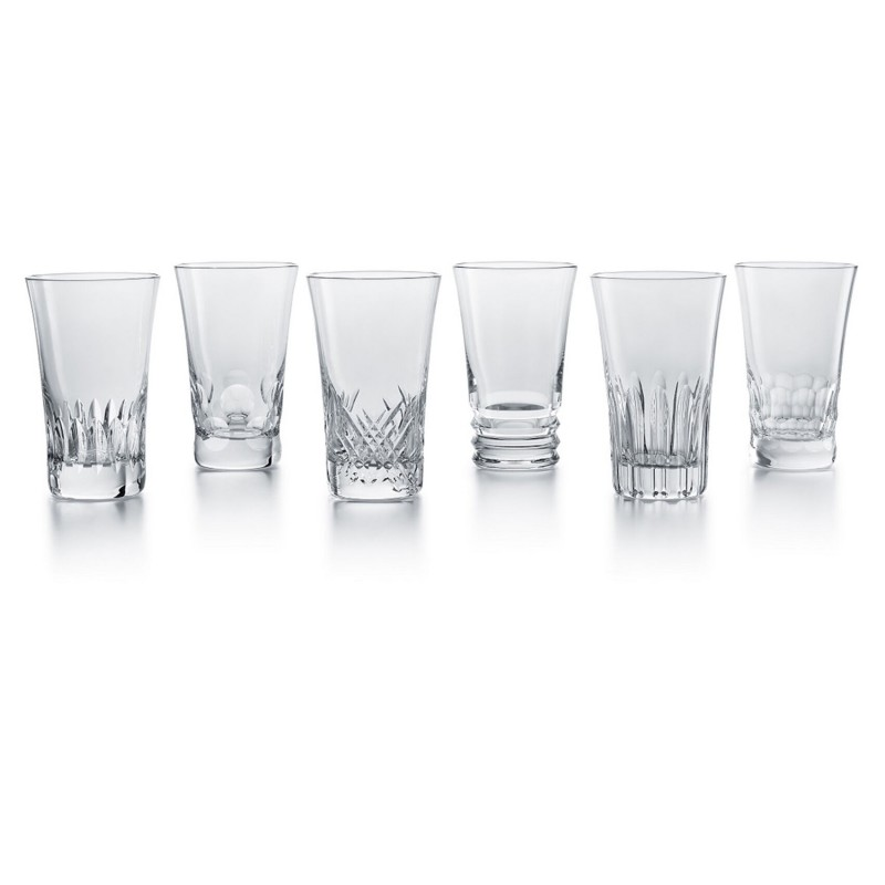 Everyday Baccarat Highball Set of 6