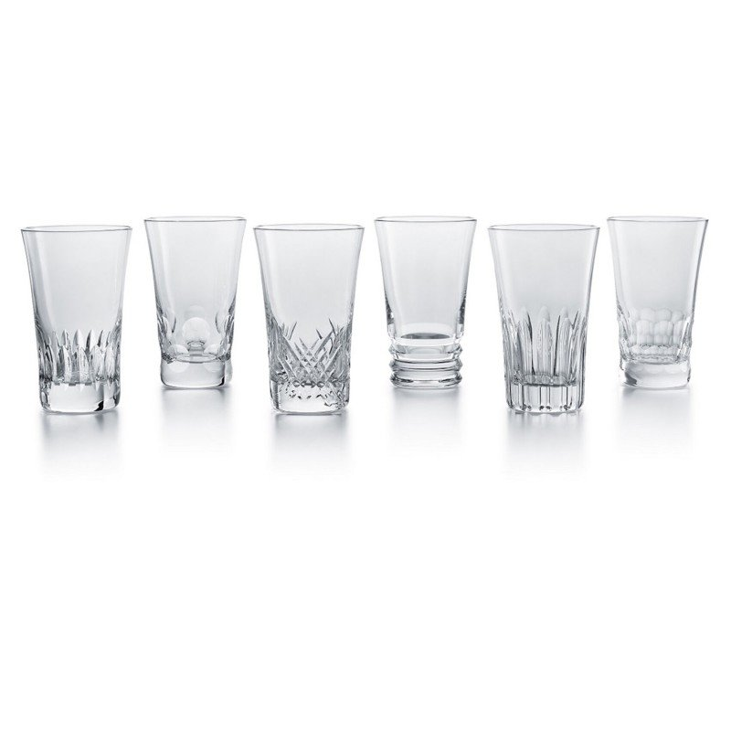 Everyday Baccarat Highball - Set of 6