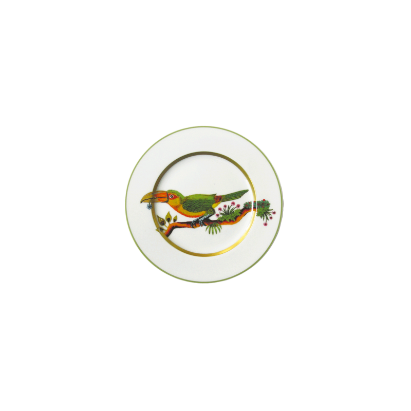 Le Bestiaire by Alain Thomas Bread and Butter Plate
