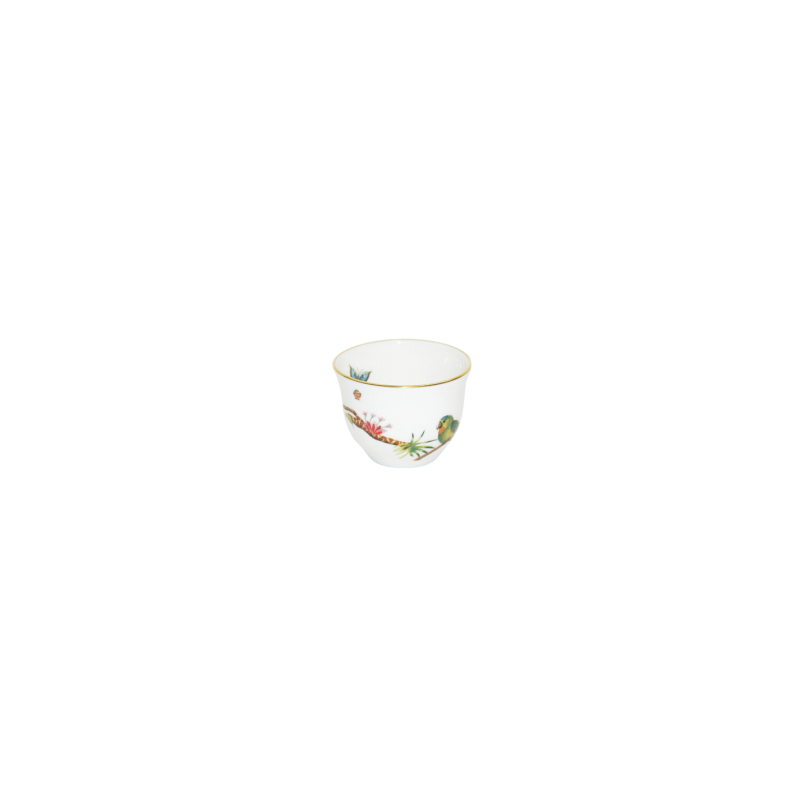 Le Bestiaire by Alain Thomas Sake Cup