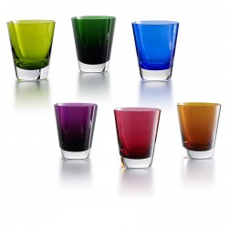Mosaique Tumblers Set of 6