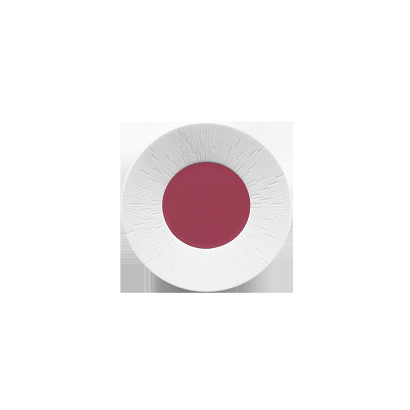 Infini Arc-en-Ciel Bread and Butter Plate Pink