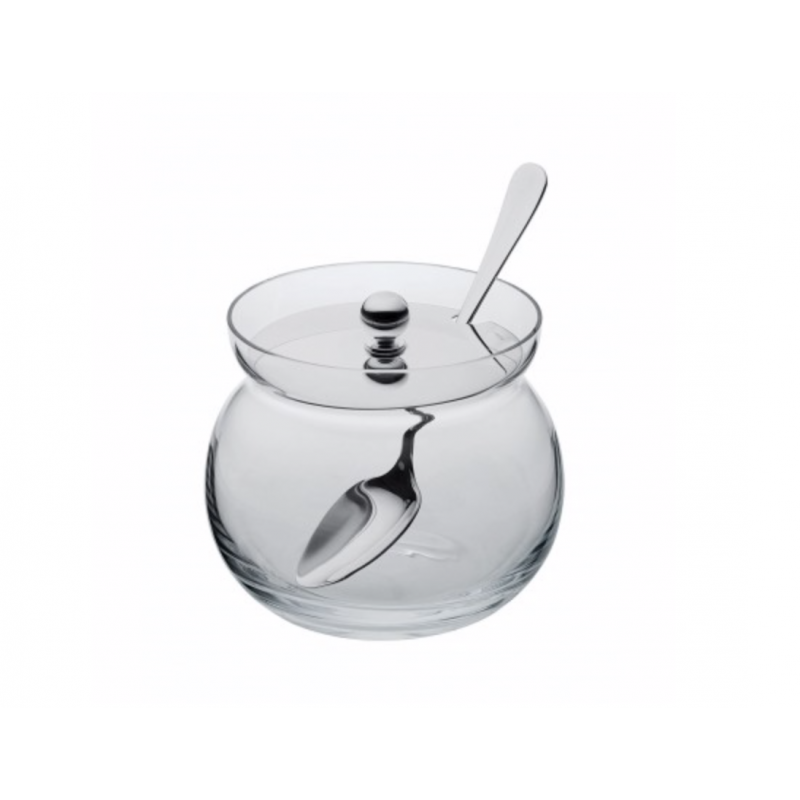 Latitude Jam Pot with Spoon