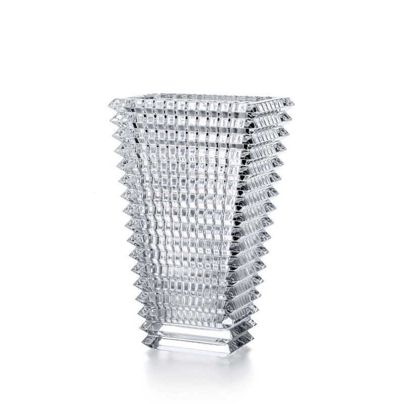 Eye Vase Rectangular Clear