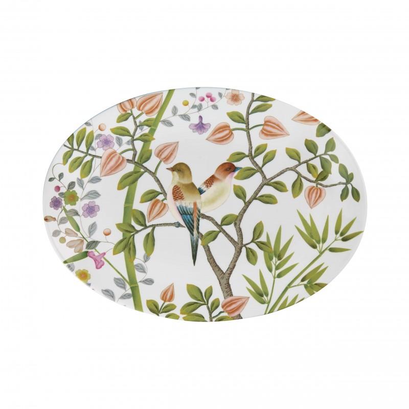 Paradis Oval Platter