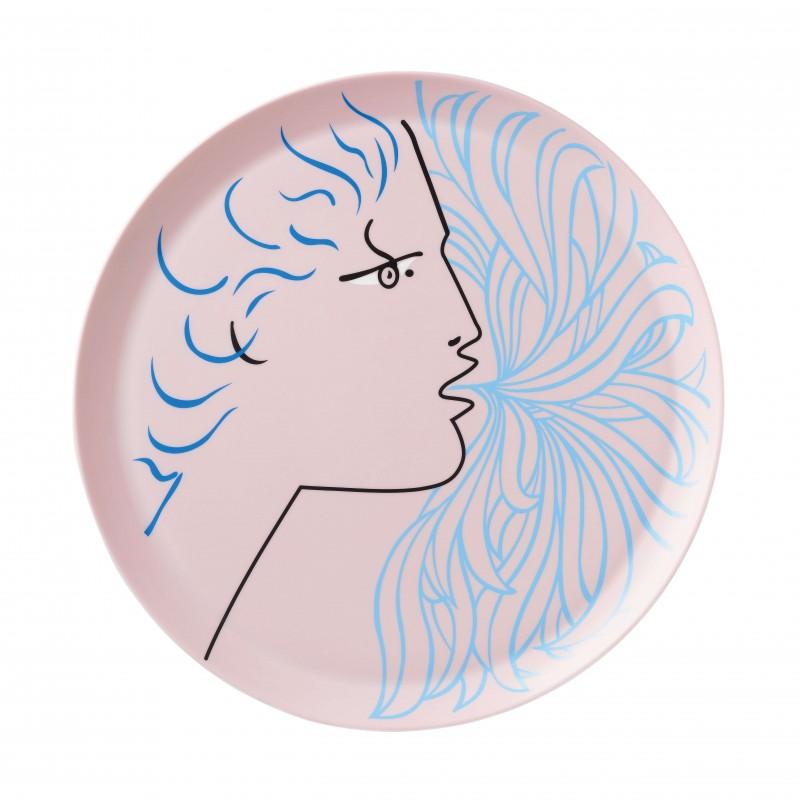 Jean Cocteau Large Platter