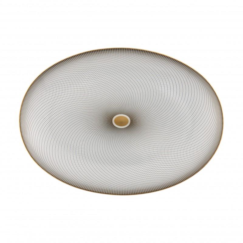 Oskar Oval Platter