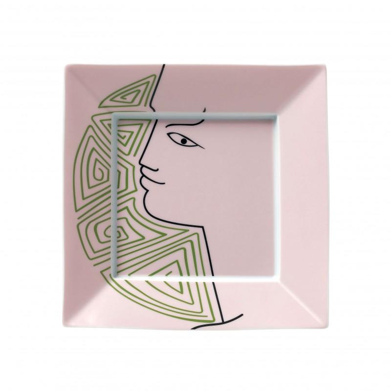 Jean Cocteau Square Trinket...