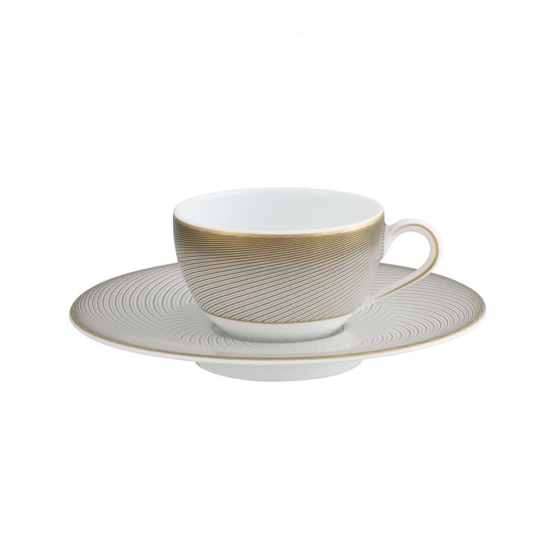 Oskar Tea Saucer