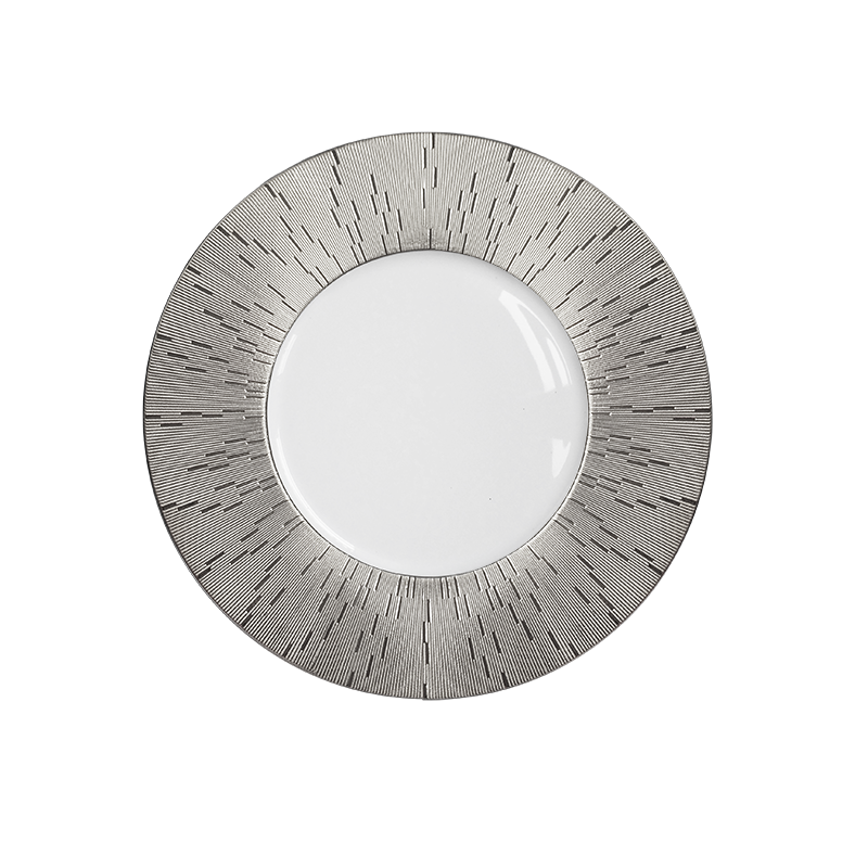 Infini Prestige Dinner Plate Platinum