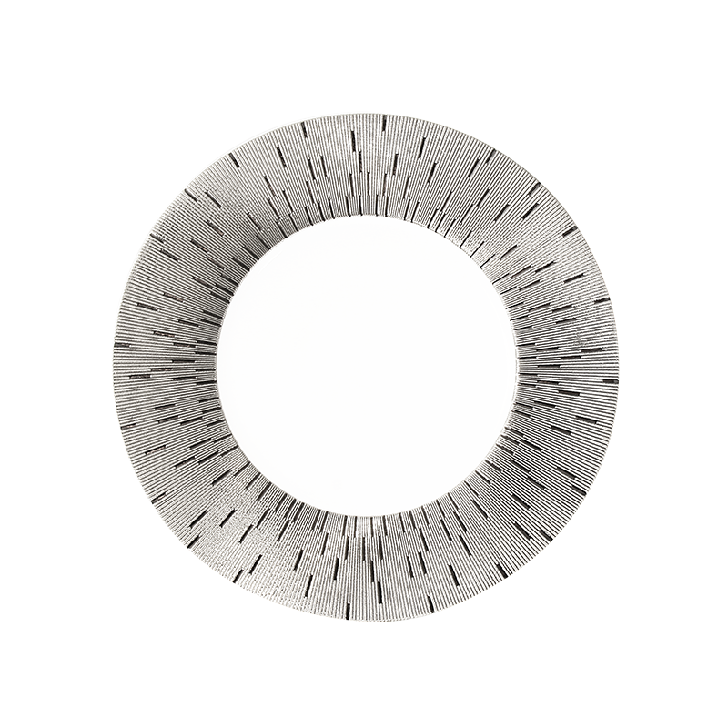 Infini Prestige Dessert Plate Platinum