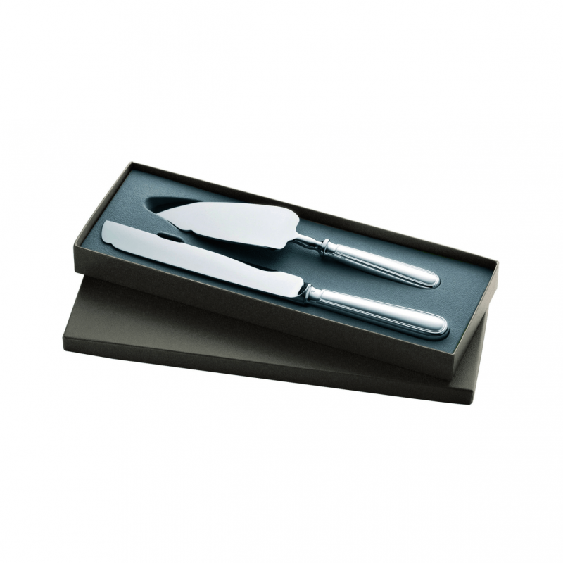 Albi Gift Box of 1 Knife and 1 Cake/Pie Server