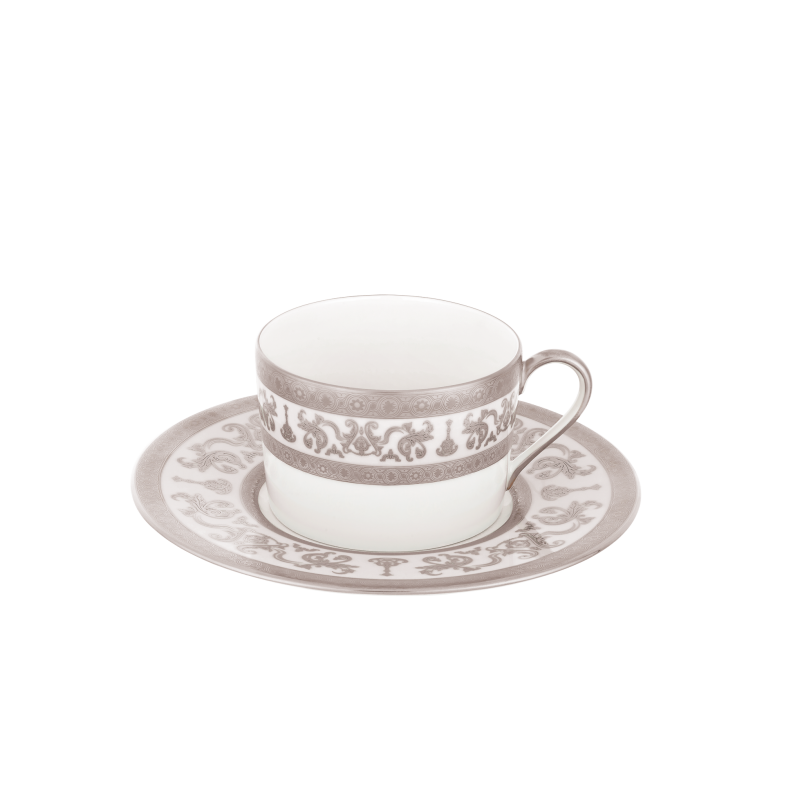 Couronne Impériale Tea Cup and Saucer