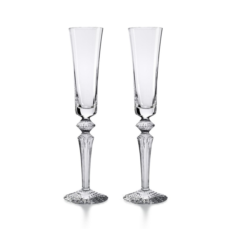 Mille Nuits Flutissimo Clear - Set of 2