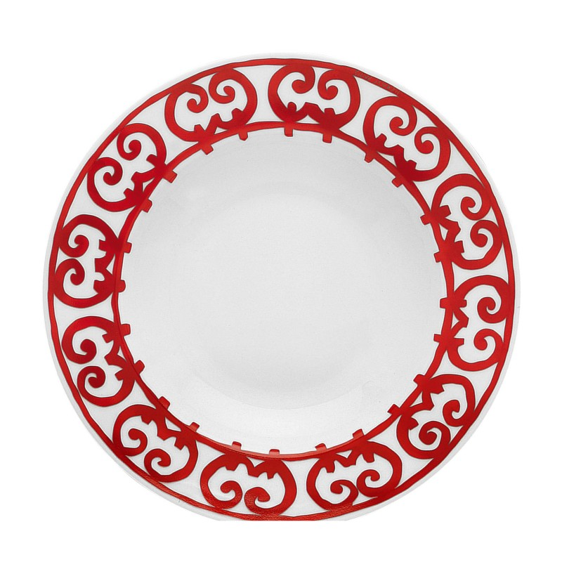 Balcon du Guadalquivir Soup Plate - Set of 2