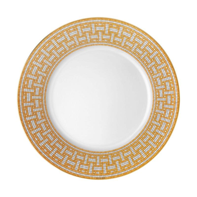 Mosaïque au 24 Gold Dinner Plate - Set of 2